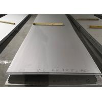 China AISI 430 Hot Rolled Stainless Steel Sheet Mirror Finishing High Thermal on sale