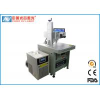 ISO / CE UV Laser Engraving Machine Mobile Phone Parts Ipad Iphone Manufactures