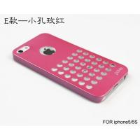 Cool Iphone Case Hot Pink Hard Plastic Cell Phone Cases For Iphone 5 Case Manufactures