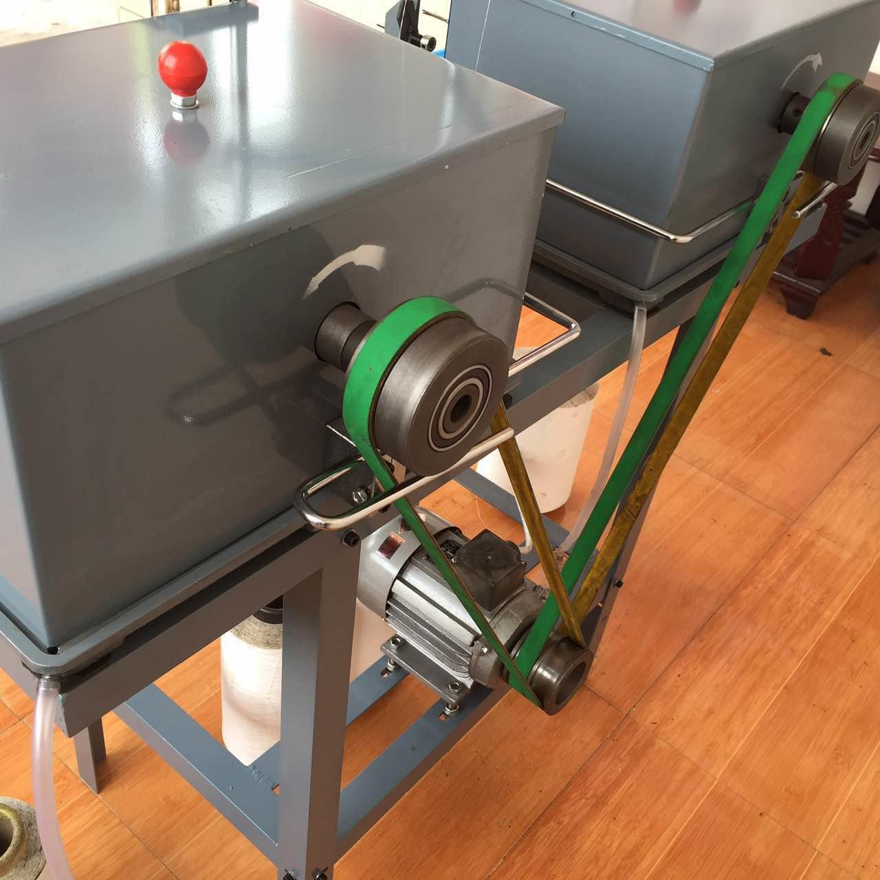 Four Head Cocoon Bobbin Winding Machine Small Volume 81×54×37cm Strong Stability Manufactures