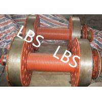 Buy cheap Left / Right Rotation Lebus Grooved Drum For Petroleum Drilling Rig from wholesalers
