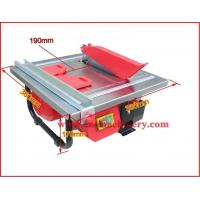 China 600W 180mm mini electric tile cutter/tile cutting machine for 45 degree,tile saw,stone saw, brick saw on sale