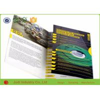Fresh Style Embossing Colour Brochure Printing Visit Name Cards Size Customized Manufactures