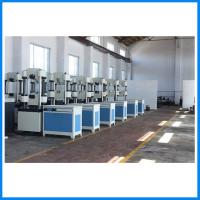 China Laboratories Hydraulic Tensile Testing Machine for Bending Shearing Peeling for sale