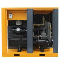 AHD-100A Germany Technology 75kw Airhorse Double Screw Air Compressor for industrial use Manufactures