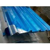2200mm Max Width Corrugated Aluminum Sheets with Mill and Stucco Embossed Finish Manufactures