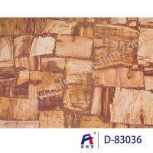PVC  Coating  Film    PVC Decorative Film  0.12-0.14*126  D-83036 Manufactures
