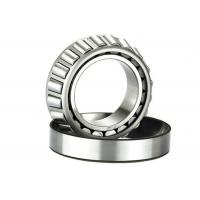 Low Noise Tapered Roller Bearing 30205 Oil Or Grease Lubrication 25*52*15mm Manufactures