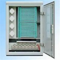 Fiber optic cross connector cabinet with  high intensity for  Industrial control Manufactures