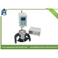 ASTM D6927 Automatic Marshall Stability Tester for Asphalt Mixtures Testing