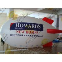 Quality Celebration Inflatable Zeppelin Airship Large 2.5m PVC Eye - Catching for sale