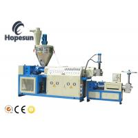 China Film Bag Plastic Pelletizing Machine Automatic Force Feeding Customized on sale