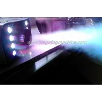 Quality High Output Factory Price 8*3w RGB colorful LEDs 1500w Stage Fog Machine For for sale