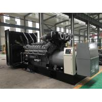 Best quality 500kw Perkins diesel generator with ATS Manufactures