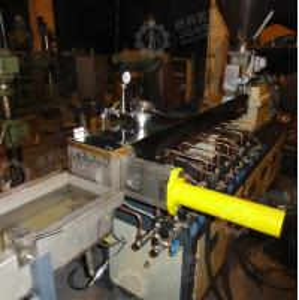 PP PE mastbatch with Coca3 twin screw extruder compouding  machine/granulation machine/ pelletizing machine Manufactures