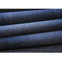 China Multipurpose 8 To 13 Oz Denim Jeans Fabric Flame Retardant With Mix Yarn Count on sale