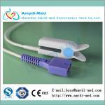 nellcor oximax  DS-100A spo2 sensor,1M,TPU,adult finger clip/neonate wrap Manufactures