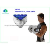 Growth Hormones White Peptides TB500 5mg 10mg Thymosin Beta - 4 Acetate For Losing Fat Manufactures