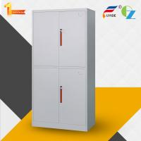 KD display steel cupboard, metal storage cabinets used for school,office Manufactures