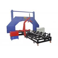 China 1200mm Pipe Diameter Plastic Pipe Welding Machine Big Size Plastic Pipe Band Saw on sale