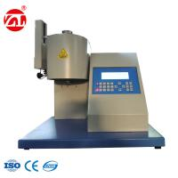 Plastic Melt Flow Index Tester , MVR / MFR Testing Universal Test Equipment Manufactures
