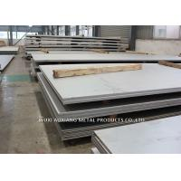 DIN 1.4301 2B Finish Hot Rolled Stainless Steel Sheet Thickness 3mm - 50mm Manufactures
