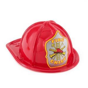 HAT PLASTIC FIRE CHIEF 21.8X27.4CM/EACH Manufactures