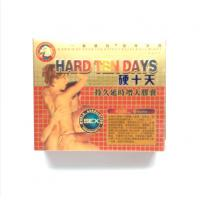 wholesale ten hard chinese herbal sex supplement for men Manufactures