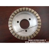 Metal diamond grinding wheel for brake disc, metal polishing wheel for brake pad Manufactures