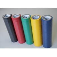 PVC Fire Retardant Electrical Insulation Tape 18mm Width And 9m Length Manufactures