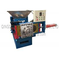 Two Rotor Silicone Hot Feed Rubber Extruder 600kg/H Capacity 150mm Screw Diameter Manufactures