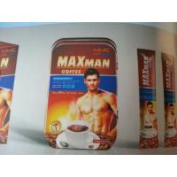 MaxmanCoffee Sex Products for Men to Be Strong 6G*8SACHETS Manufactures