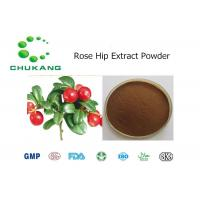 China Rose Hip Plant Extract Powder Flavones   Rosa Rugosa L.Natural Ingredients on sale