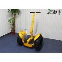 Outdoor Sport Standing 2 Wheel Self Balancing Scooter 72V Steady Running Mobility Manufactures