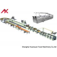 China Automatic Biscuit Production Line , Bakery Biscuit Making Machine With High Efficiency on sale