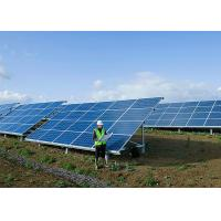 High Efficiency Silicon Solar Panels Anti PID Performance Easy Installation Manufactures