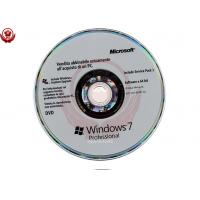 Professional Microsoft Windows 7 Key Code Sticker For Dell / HP / Lenovo Manufactures