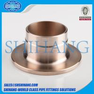 copper nickel cuni 90/10 c70600 inner flange composite weld neck flange Manufactures