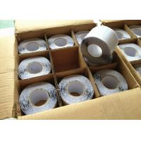 Road Construction Double Sided Rubber Butyl Tape For Waterproof / Insulation Manufactures