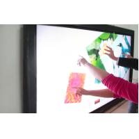 Plug and Play Multi Touch Screen Monitors 4Ms For Cinema / Company Manufactures