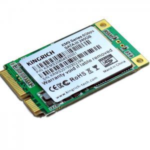 New 256GB 8-Channel Mini PCIE MSATA SSD Hard Drive 240GB For intel signal CE FCC ROHS Manufactures