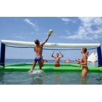 Playground Sports Inflatable Volleyball Court 12mx6m Dimension 2 Years Warranty