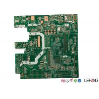 TG190 2 Layers Double Sided PCB Hard Drive PCB Board 1 Oz / 35 µM Copper Thickness Manufactures
