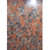 Quality G562 Maple Red Polished Kitchen Floor Tiles , Large Polished Floor Tiles for sale