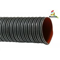 Plain Cut Silicone Flexible Duct for Both High and Low Temperature