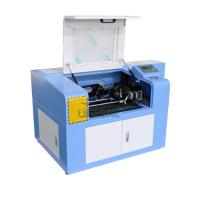 Quality High Precision 500*400mm Desktop Advertising  Co2 Laser Engraving Cutting Machine 60W for sale