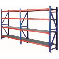 Corrosion Protection Industrial Warehouse Storage Racks Heavy Duty Metal Shelving Manufactures