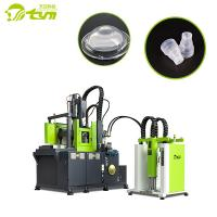 China High speed injection molding machine for auto parts/high transparency/high effeciency production process on sale
