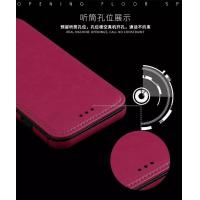 Magnetic Force Samsung S8 Plus Leather Case , Dirt Proof Crazy Horse Leather Wallet Case Manufactures