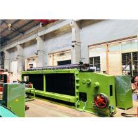 25r/Min Speed Gabion Machine With Automatic Straightening / Cutting System Manufactures